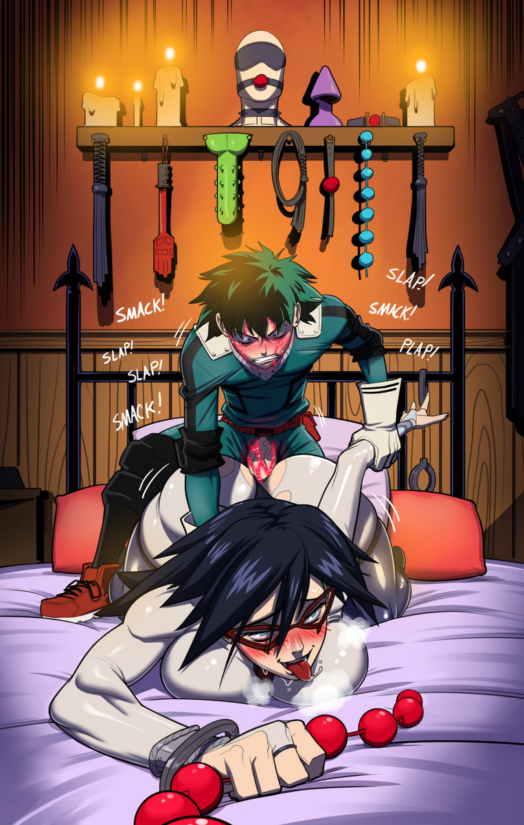 hero midnight academia my Alpha and omega sex fanfiction