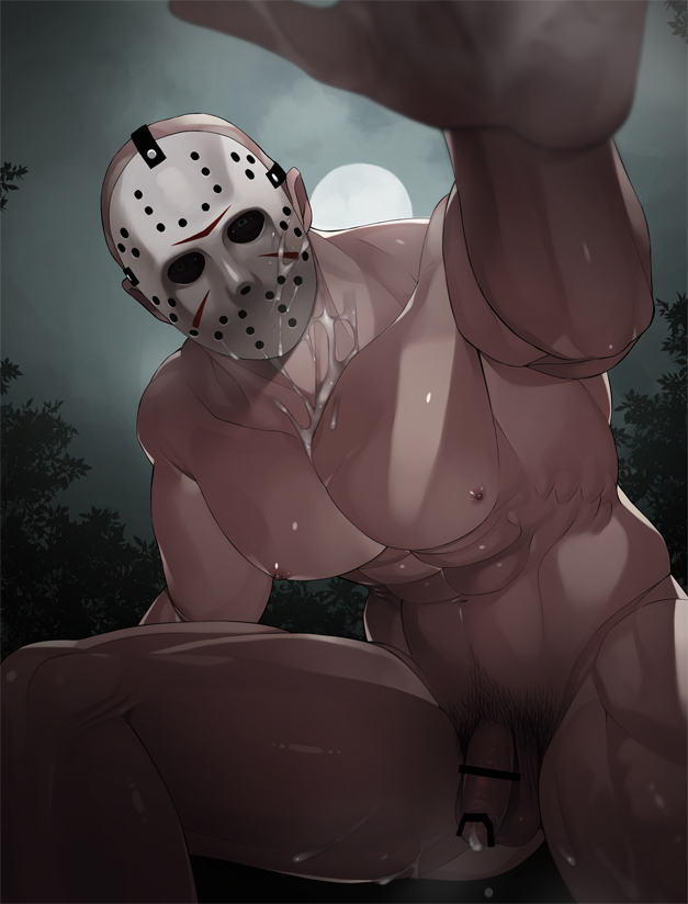 friday 13th game the the nude Killer is dead
