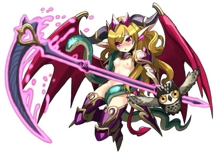 dragons puzzles and Mistress 9 and black lady