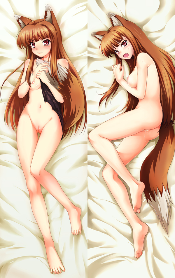 holo spice and wolf porn League of legends jinx anal