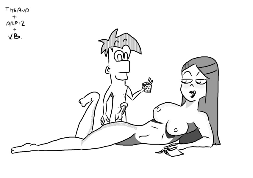 ferb from and phineas meep Fire emblem fates ophelia hentai