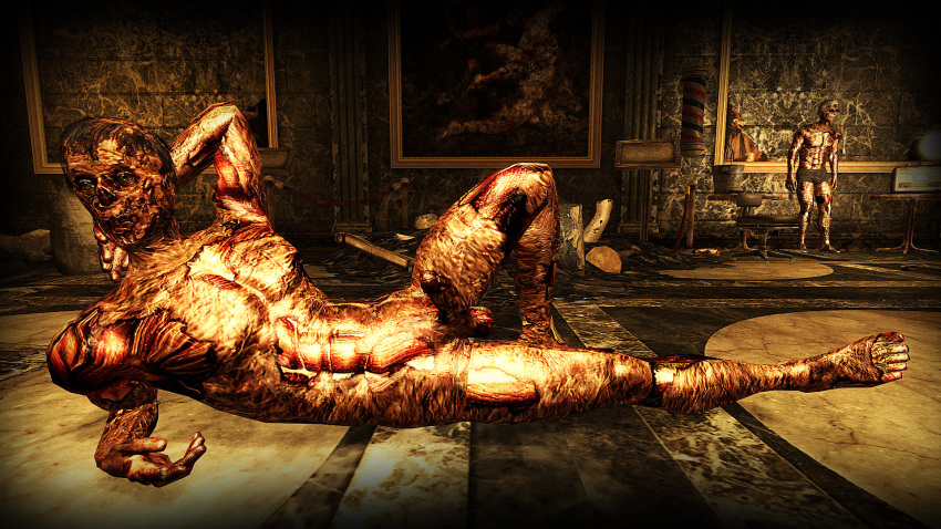 failed fev subject fallout 3 Trials in tainted space naleen