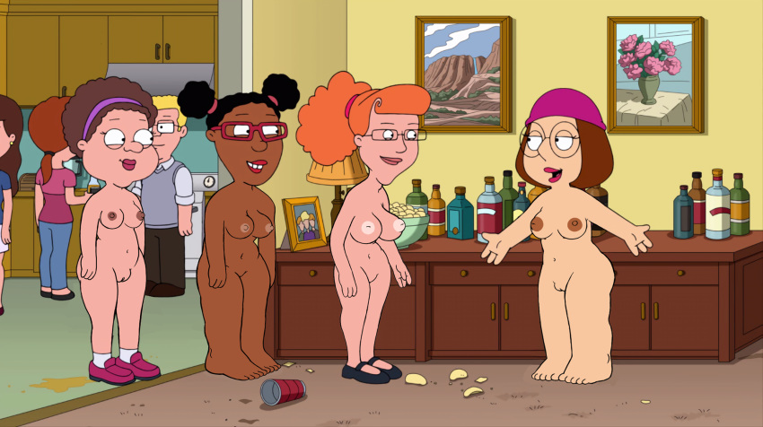 family guy big tits lois Final space gary and avocato